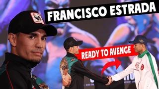 Juan Francisco Estrada Ready To Avenge Loss To Roman 'Chocolatito' Gonzalez