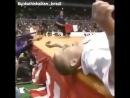 Отличный бой, старая школа Казуми Хаджиме и Гарри о'Нил Подготовка бойца oyama_mas