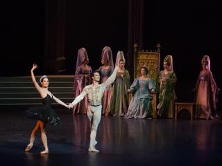 Swan Lake [by Nureyev after Petipa] - Amandine Albisson, Mathieu Ganio, François Alu - Ballet de l'Opéra de Paris - 2016