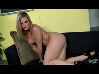 MAKE ME YOUR WHORE PAWG Alexis says then FINISHES THE JOB all over HER LOVELY FACE with a BIG LOAD!