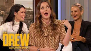 Drew, Cameron Diaz and Lucy Liu Recall Favorite Charlie's Angels Memories 20 Years Later