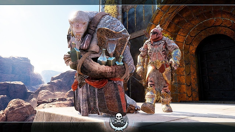 SHADOW OF WAR NEW UNIQUE SPY CAPTURES AND BETRAYAL OVERLORD MARAUDER TRICKSTER IN DESERT