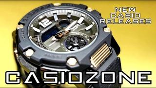 Casio G-SHOCK GST-B300B-1A Carbon core guard 2021