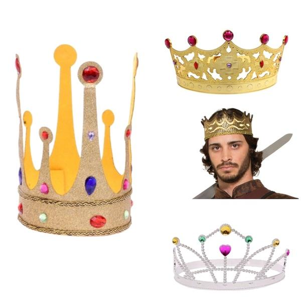 поздравление одеваем корону укрепил