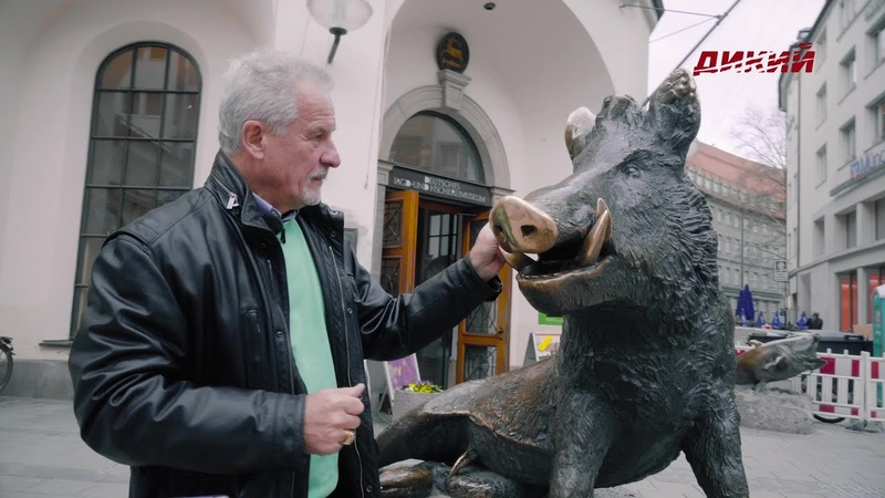 Специальный репортаж Надежды выстрел Бавария