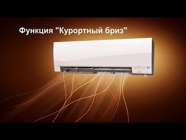 Сплит-система Mitsubishi Electric серии MSZ-FH VE