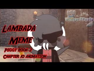 Lambada // Piggy Book 2 Chapter 10 Meme //