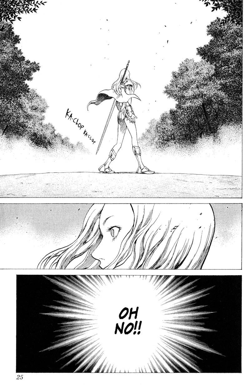 Claymore, Chapter 16, image #23