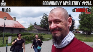 Godwinovy myšlenky #214 - Patreon, Korektnost, Pitomost :D a pohoda