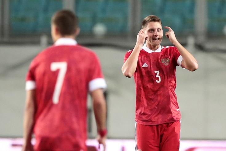 Молдавия - Россия, 0:0