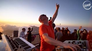 Stephan Bodzin live  Piz Gloria in Mürren, Switzerland for Cercle