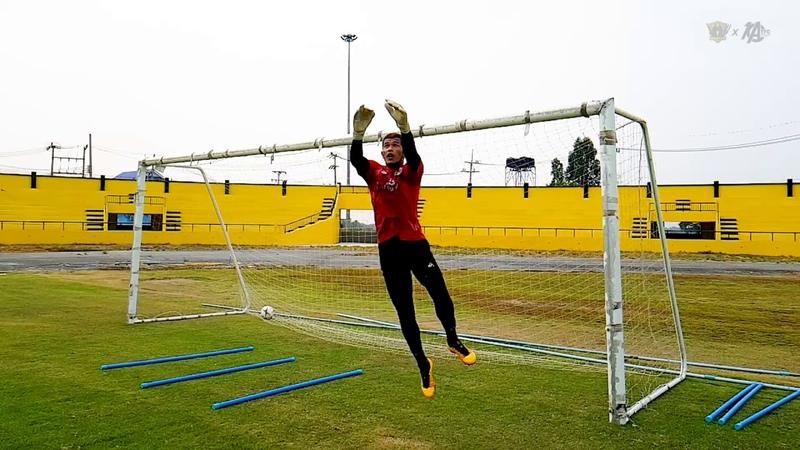 ATFC Goalkeeper Training 27 02 63