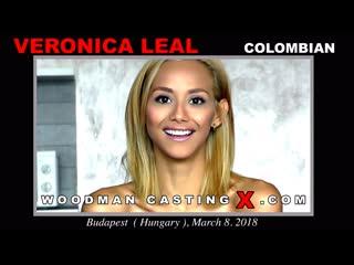 Veronica Leal : Woodman Casting / 2018