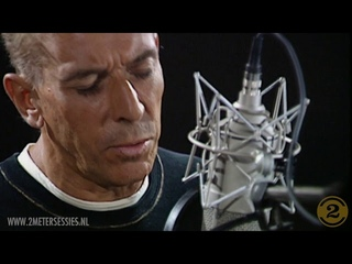 """John Cale """"I Keep a Close Watch"""" live   1996   2 Meter Session #580"""