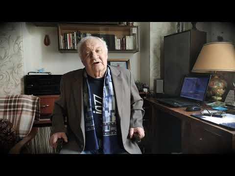 Владимир Фейертаг о джазе в военные годы