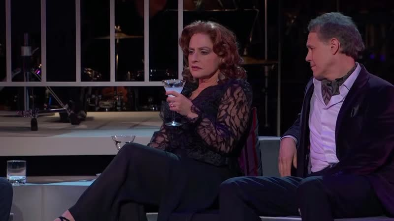 Patti Lupone The Ladies Who Lunch from Company by Stephen Sondheim 2011