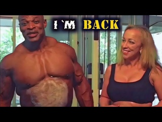 THE  KING IS BACK - SUPER HERO - RONNIE COLEMAN WORKOUT MOTIVATION 2021