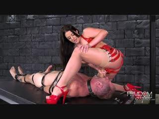 Angela White - Cock Cum Guzzler, January 18, 2019 (1080p)