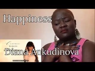 Diana Ankudinova Sing Happiness official video | Reaction.