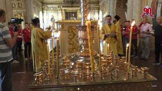 Напутствие от Нижегородской епархии.  26 июля 2021 г. Нижний Новгород.