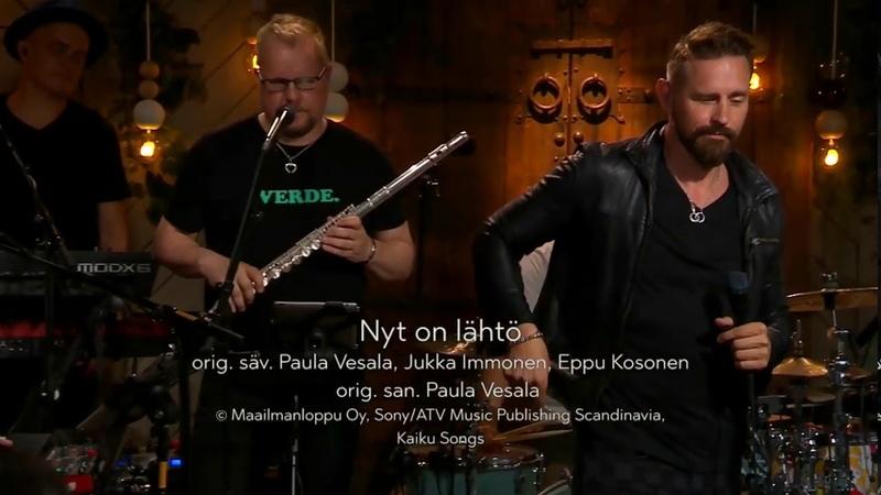 Lauri Tähkä - Nyt on lähtö (Vain Elämää 10)